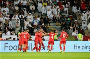 آتش بازی جام هفدهم با جرقه ستاره بحرینی (عکس)