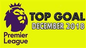 برترین گلهای ماه دسامبر لیگ جزیره 19-2018