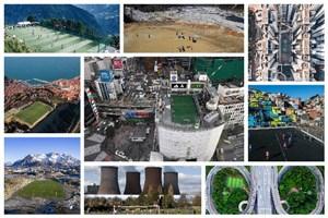 عجیبترین زمینها و استادیومهای فوتبال جهان
