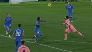 شوت فوق العاده لوئیس سوارز ؛ گل دوم بارسلونا به ختافه