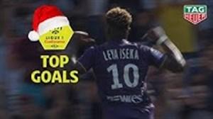 10 گل برتر از راه دور  نیم فصل لوشامپیونه فرانسه