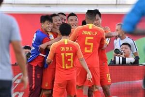 چین ۲- قرقیزستان ۱؛ مارچلو لیپی خوششانس بود