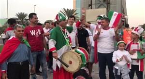 اختصاصیورزشسه؛ مصاحبه جذاب با ایرانیها پیش از بازی یمن