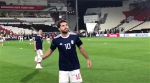 اختصاصی ورزش 3؛ هدیه انصاریفرد به تماشاگران ایرانی