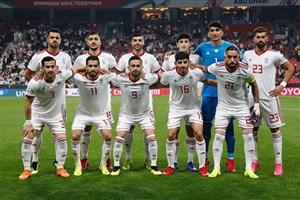 یازده مرد منتخب ایران مقابل ویتنام