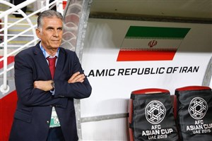 جوابیه فدراسیون فوتبال ایران به جدایی کارلوس کی روش