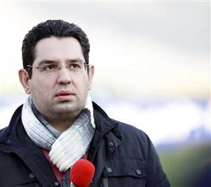 احمدی گزارشگر دربی شد