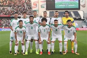 طارق و بشار در ترکیب اصلی تیم ملی عراق