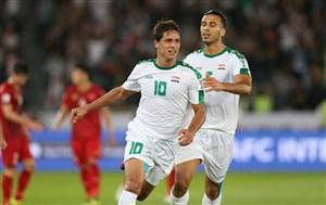 درخشش دوباره مهند علی با گلزنی؛/ گزارش زنده؛ یمن 0- عراق 1