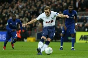 تاتنهام 1-0 چلسی؛ سفیدها در یک قدمی فینال جام اتحادیه