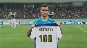 ایگناتی نستروف با سابقه ترین بازیکن جام ملتهای آسیا 2019