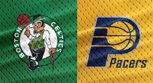 خلاصه بسکتبال بوستون - ایندیانا پیسرز