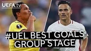 برترین گلهای مرحله گروهی لیگ اروپا 19-2018
