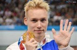 آندره میناکوف قهرمان آینده دار رشته شنا