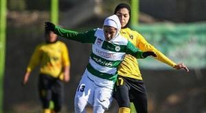 سه پوکر و یک پیروزی 12 گله در لیگ بانوان