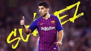 لحظات برتر لوئیس سوارز در بارسلونا 19-2018