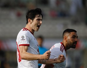برترین های جام ملت های آسیا تا پایان دور گروهی