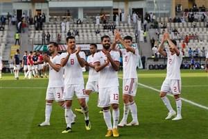 نفر به نفر با ملیپوشان فوتبال ایران برابر ویتنام