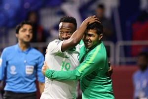 گزارش بازی لبنان - عربستان 1397/10/22 - جام ملتهای آسیا
