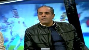 انتقاد تند بهنام ابوالقاسم پور از دخالت سیاست در فوتبال