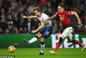 تاتنهام 0 - 1 یونایتد؛ فتح ومبلی با پای راشفورد و دست دخیا