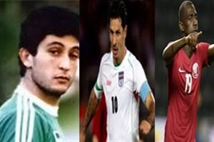 پوکرمن های فوتبال آسیا
