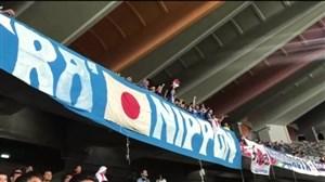 حاشیه های جالب بازی ژاپن - عمان