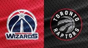 خلاصه بسکتبال تورنتو رپترز - واشنگتن ویزاردز