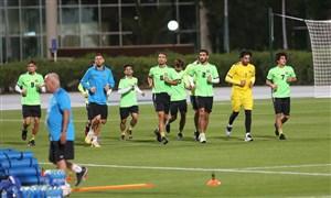حضور مدیربرنامه قطری در اردوی تیم کاتانچ؛ عراق شکایت میکند!