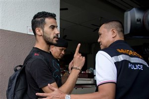 جنجال حقوق بشری علیه فیفا درباره فوتبالیست بحرینی