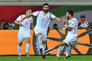 وزیر ورزش سوریه: خریبین باید محروم شود