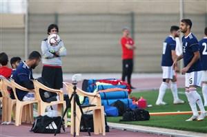 پیش بازی دیدار ایران - عراق