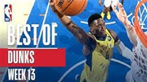 برترین اسلم دانک های هفته 13 بسکتبال NBA