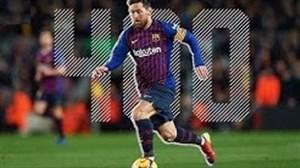 تمام 400 گل لیونل مسی در تاریخ لالیگا