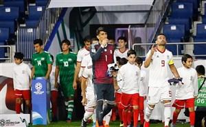 ابراهیمی: عراق نمیخواست فوتبال بازی کند