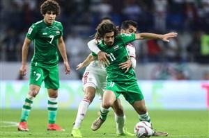 طارق همام: نگاه من در این جام صرفا ملی است