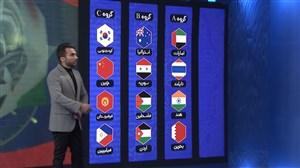 حریف احتمالی ایران در دور حذفی جام ملتهای آسیا 2019