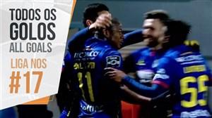 تمام گل های هفته هفدهم لیگ پرتغال 2019