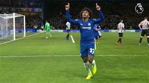 برترین گل های هفته 22 لیگ جزیره 2019