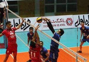 مروری بر هفته 19 لیگ برتر والیبال ایران