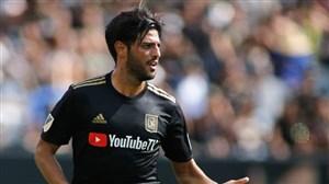 بارسلونا از جذب ستاره مکزیکی منصرف شد