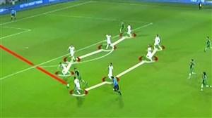 آنالیز بازی ایران - عراق در جام ملتهای آسیا 2019