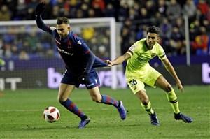 احتمال حذف بارسلونا از کوپادلری 19-2018