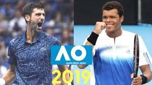 خلاصه تنیس نواک جوکوویچ - ویلفرد سونگا(تنیس اپن استرالیا)