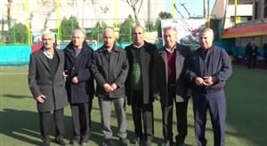 مسابقات فوتبال پیشکسوتان (جام یونس شکوری)