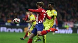 تمامی گلهای دور برگشت 1/8 نهایی کوپا دل ری اسپانیا 19-2018