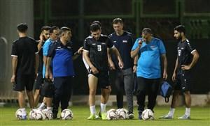 بازیکن دو ملیتی عراق دیدار با قطر را از دست داد