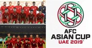 پیش بازی اردن - ویتنام (1/8 نهایی جام ملتهای آسیا)