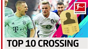 10 بازیکن بوندسلیگا با سانتر برتر از نگاه فیفا 19