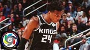 خلاصه بسکتبال دیترویت پیستونز - ساکرامنتو کینگز